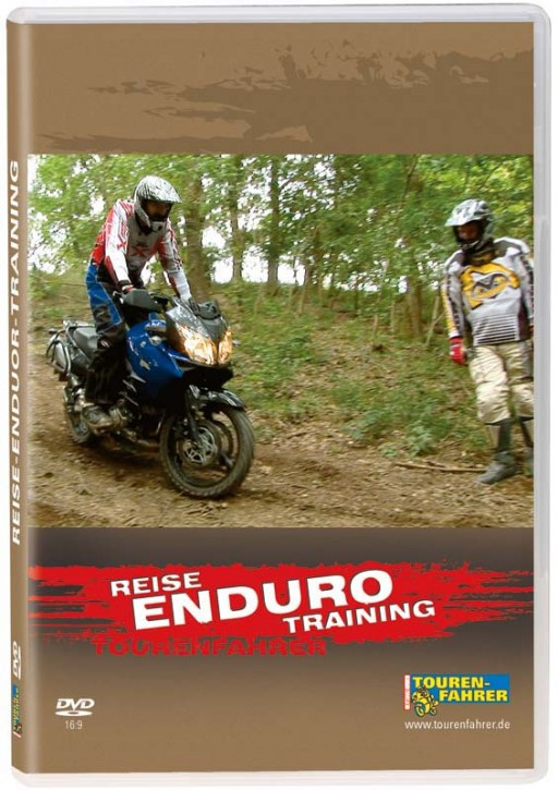 TF-Workshop »Reiseenduro-Training«