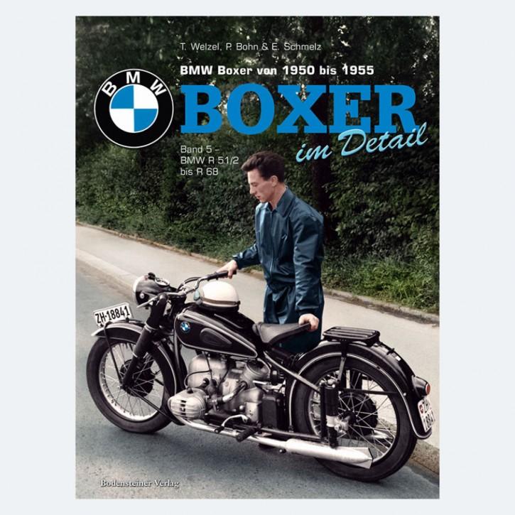 BMW Boxer Band 5: R 51/2 bis R 68