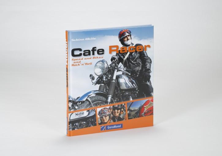 Cafe Racer Buch von Sabine Welte