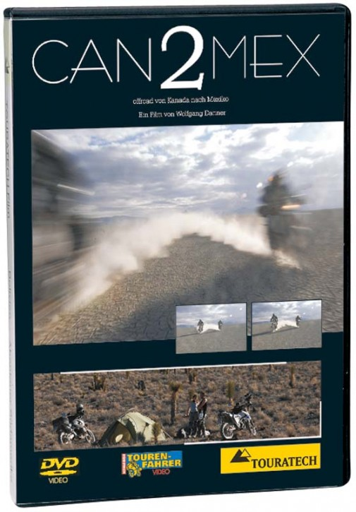 Motorradreisefilm »Can2Mex«