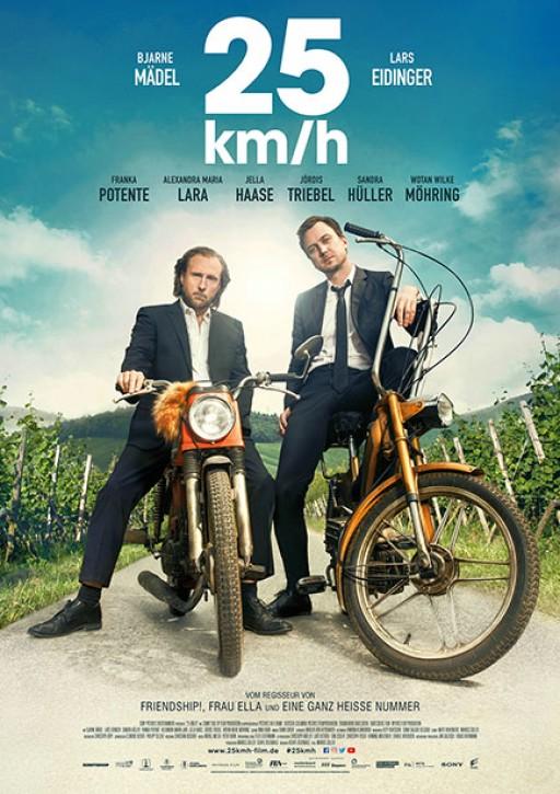 25 km/h DVD+Blu-ray *NEU*