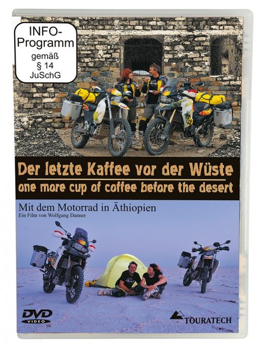 Der letzte Kaffee vor der Wüste - 4300 Kilometer mit dem Motorrad durch Äthiopien