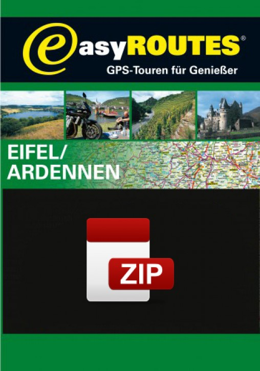 easyROUTES - Eifel - Ardennen ZIP