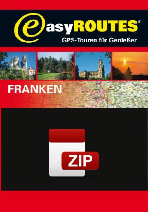 easyROUTES - Franken ZIP