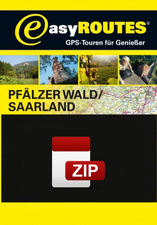 easyROUTES - Pfälzer Wald - Saarland ZIP