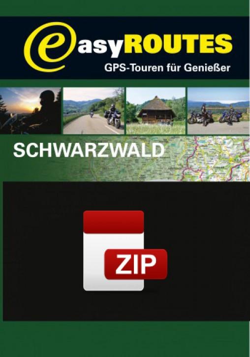 easyROUTES - Schwarzwald ZIP