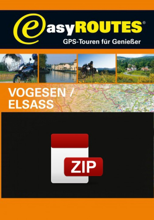 easyROUTES - Vogesen - Elsass ZIP