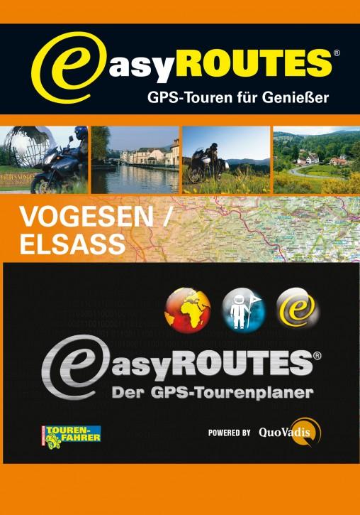 easyROUTES - Vogesen - Elsass EXE