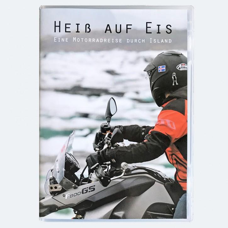 Heiß auf Eis – Eine Motorradreise durch Island