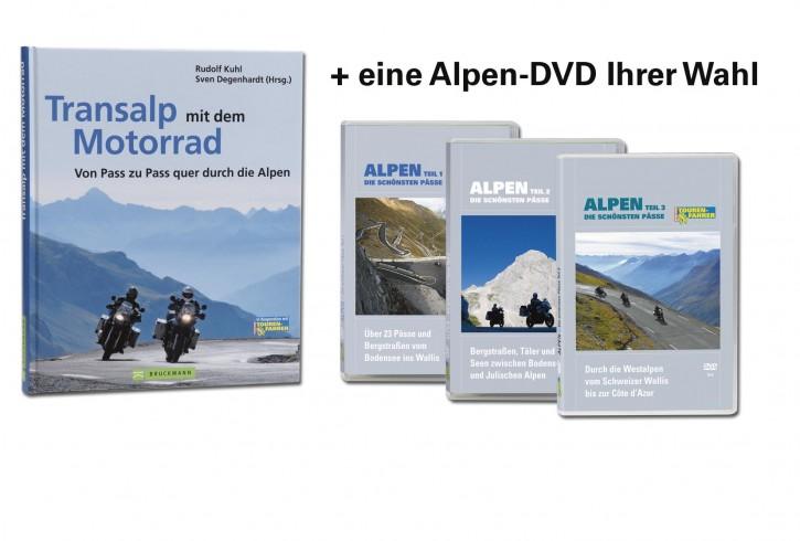 Alpen Special - Reise-Paket 1