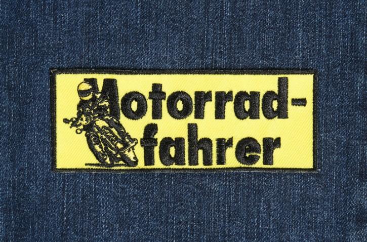 MF-Aufnäher