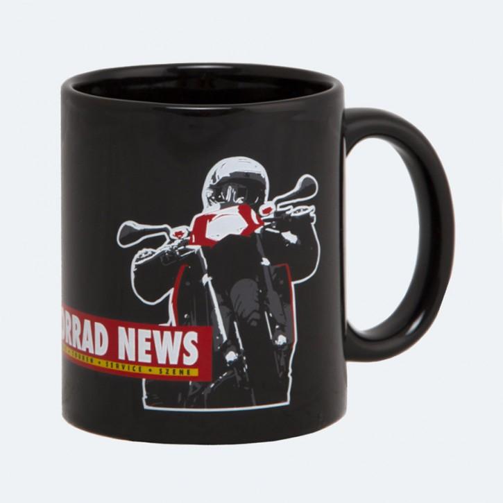 MOTORRAD NEWS-Tasse