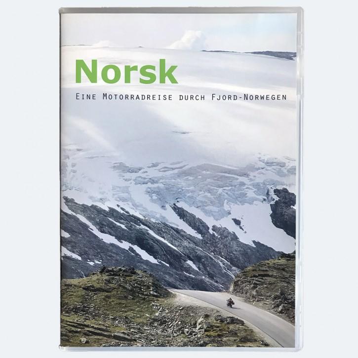 Norsk - Eine Motorradreise durch Fjord-Norwegen