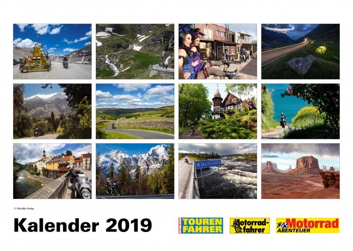 TF/MF/MA Jahreskalender 2019