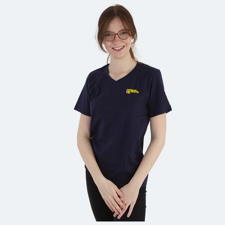 TOURENFAHRER V-Neck Shirt »Lady«