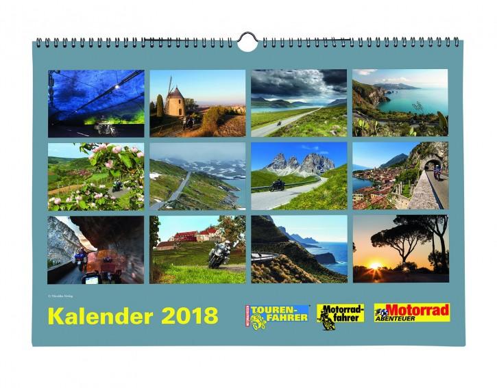 TF/MF/MA - Kalender 2018