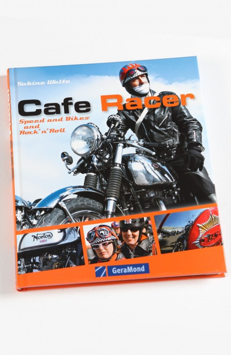 Cafe Racer Speed and Bikes and Rock'n'Roll