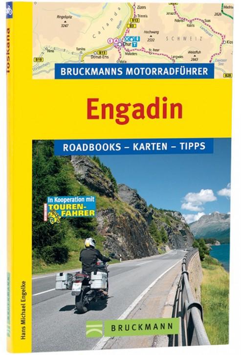 Motorradführer Engadin