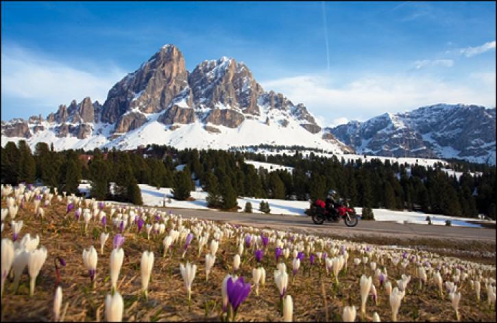 Frühling in Europa - Acht Top-Touren zum Saison-Start ZIP