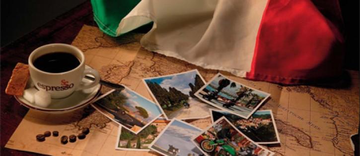 Die schönsten Motorradtouren in Italien