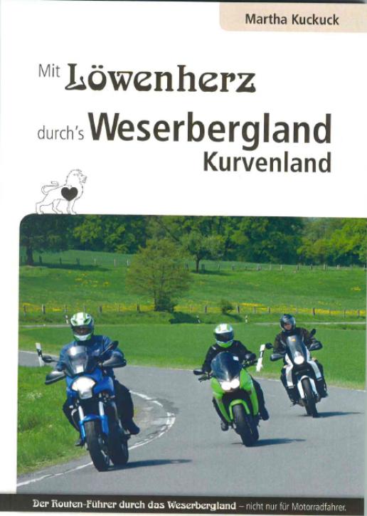 Mit Löwenherz durch's Weserbergland