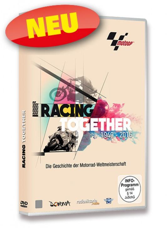 MotoGP Dokumentarfilm Racing Together 1949-2016