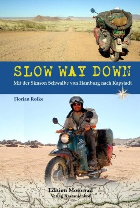 Slow Way Down - Florian Rolke