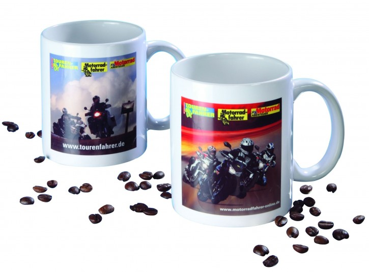TOURENFAHRER/Motorradfahrer Kaffeetasse