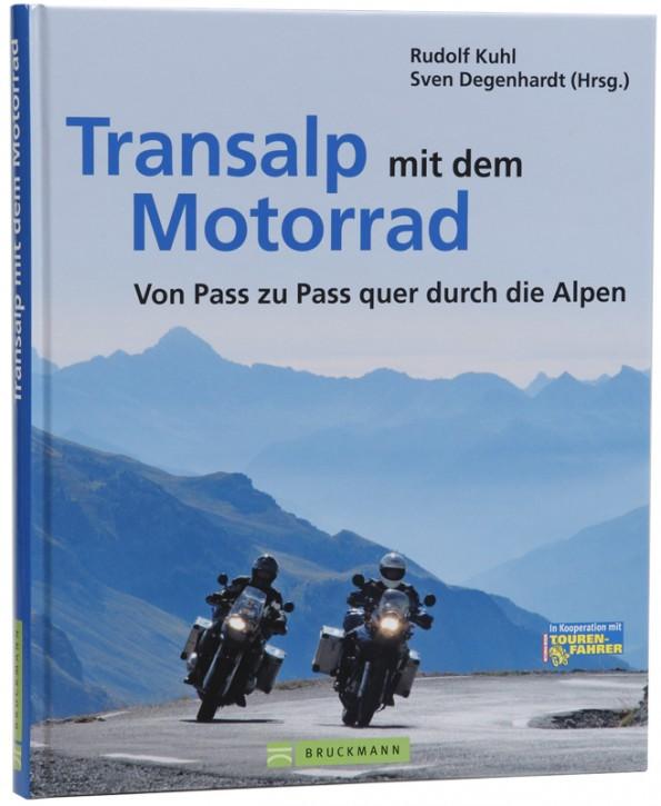 »Transalp mit dem Motorrad«