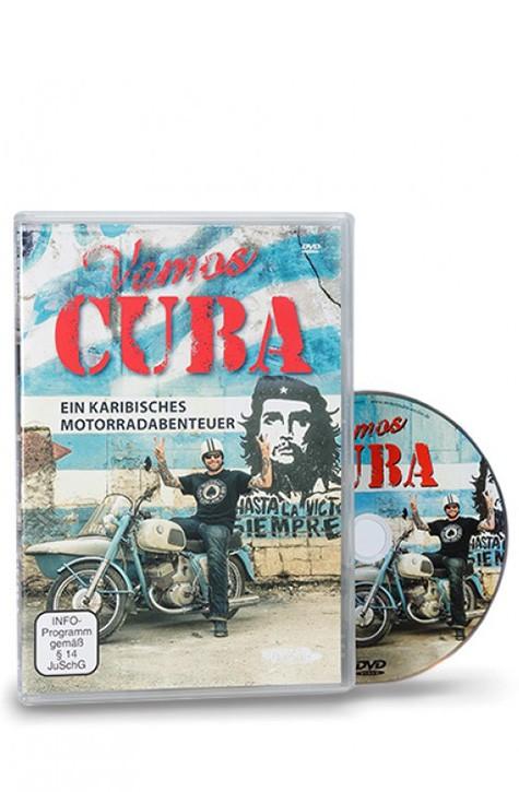 DVD »Vamos Cuba«