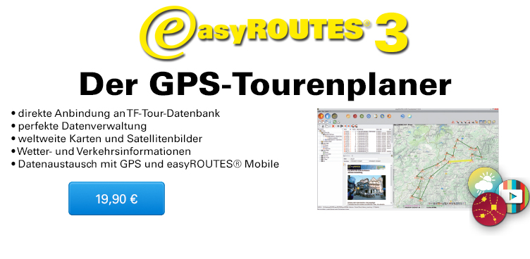 easyROUTES 3 - Der GPS-Tourenplaner - Sliderelement