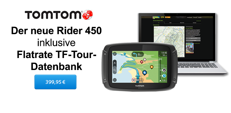 TomTom Rider 450_Tour_DB - Sliderelement