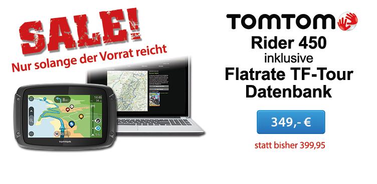 TomTom Rider 450_Tour_DB - Sliderelement