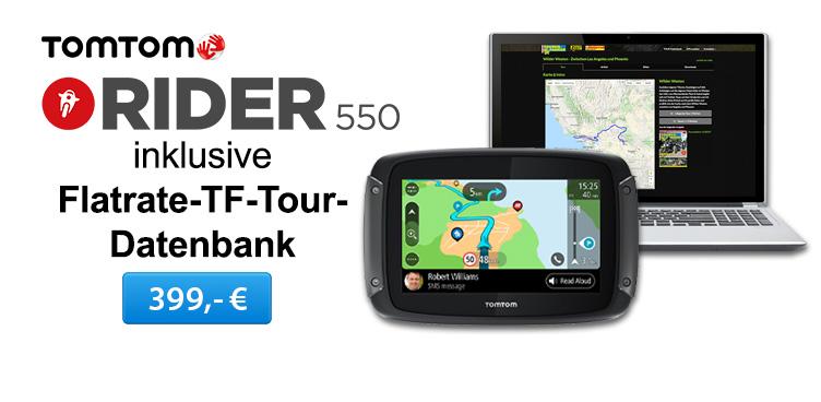 TomTom Rider 550_Tour_DB - Sliderelement