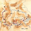 TF-Motorradreisefilm »Dolomiten-Karussell«