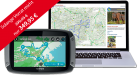 TomTom Rider 400 inklusive TF-Tour-Datenbank-Flatrate