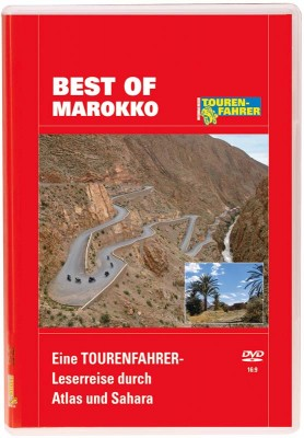 TF-Motorradreisefilm »Best of Marokko«