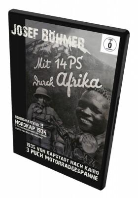 """DVD """"Mit 14 PS durch Afrika"""""""