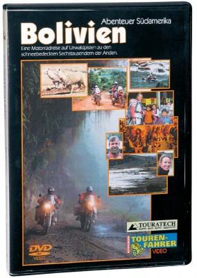 Motorradreisefilm »Bolivien«