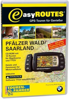 easyROUTES - Pfälzer Wald - Saarland