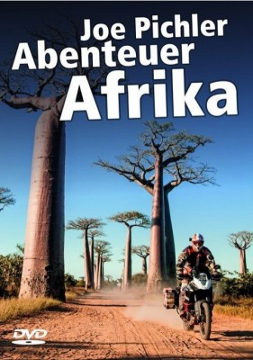 """DVD """"Abenteuer Afrika"""" von Äthiopien bis Madagaskar - Joe Pichler"""