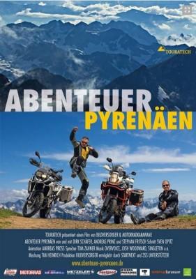 DVD Abenteuer Pyrenäen