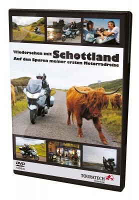 Wiedersehen mit SCHOTTLAND - Auf den Spuren meiner ersten Motorradreise