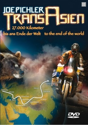 """DVD """"Trans Asien"""" - Joe Pichler *Bis ans Ende der Welt*"""
