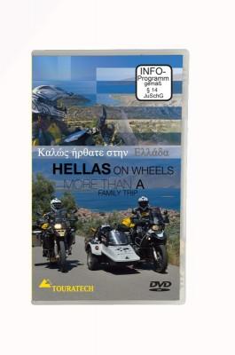 "DVD ""Hellas on Wheels - Griechenland"""