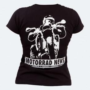 MOTORRAD NEWS Damen T-Shirt S