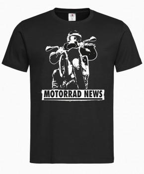 MOTORRAD NEWS Herren T-Shirt L