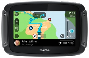 TomTom Rider 550 Premium Pack inklusive TF-Tour-Datenbank-Flatrate