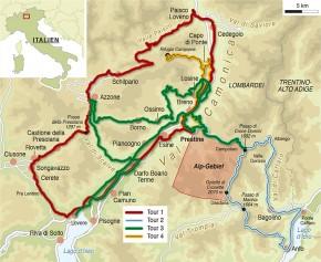TF-Motorradreisefilm »Italienische Alpen - Lombardei«