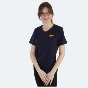 TOURENFAHRER V-Neck Shirt »Lady« S